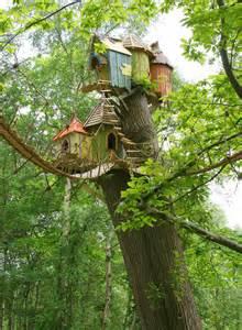 tree houses via my fotolog architecture tree house