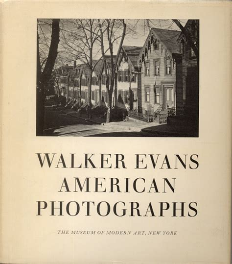 walker evans american photographs artbook d a p 2011 catalog errata editions books exhibition photo eye auctions