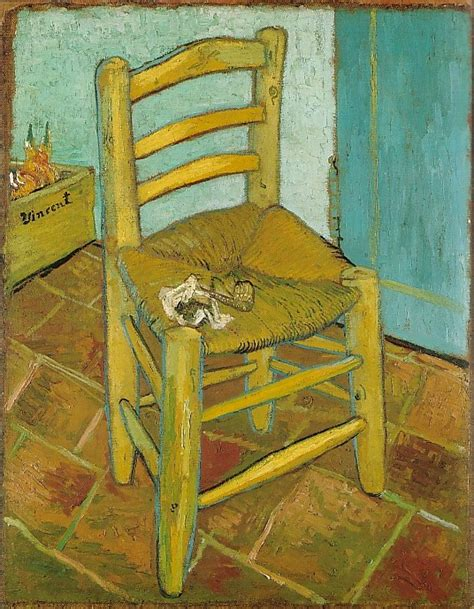 sedia gogh vincent gogh the paintings two chairs