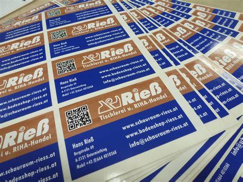 Aufkleber Online Shop by Aufkleber Drucken Lassen Online Shop Aufkleberdruckshop De