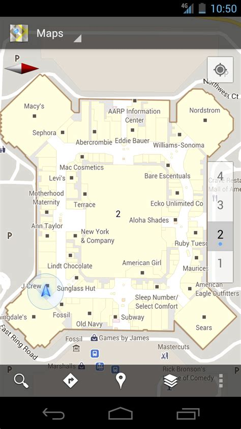 map of the mall of map of the mall of america roundtripticket me