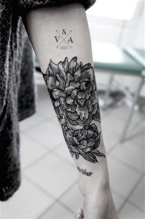 tattoo flower on forearm 101 feminine flower tattoo designs for women