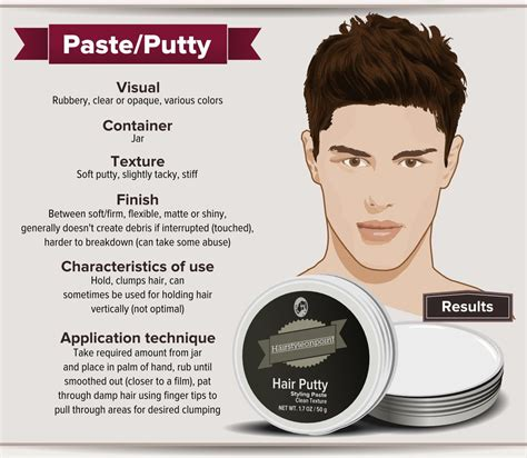 mens hair styling products explained your guide simple guide to men s hairstyling products and how to use