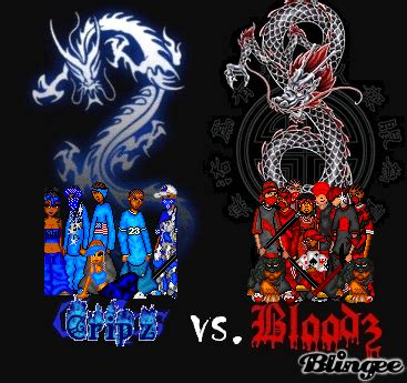 blood vs crip picture 104082545 blingee