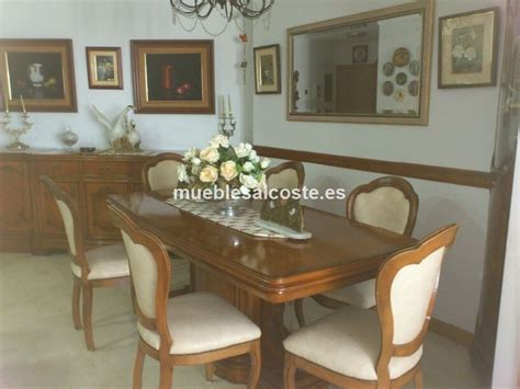 muebles clasicos salon muebles clasicos de salon comedor cod 17980 segunda mano