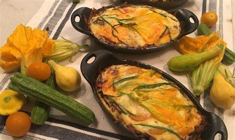 Todays Special Zucchini And Taleggio Tart by 21 Healthy Zucchini Recipes From Zucchini Fries To Veggie