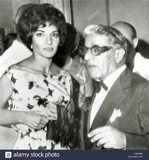maria callas marriage aristotle onassis with opera star maria callas out at