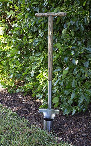 Joseph Bentley Handled Bulb Planter by Joseph Bentley Traditional Garden Tools Stainless Steel Handled Bulb Planter Engraved 4