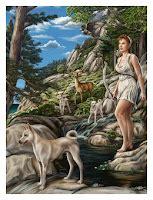 artemisa el espiritu indomito diosas anunnaki las diosas de cada mujer