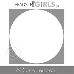 6 inch circle template unavailable listing on etsy