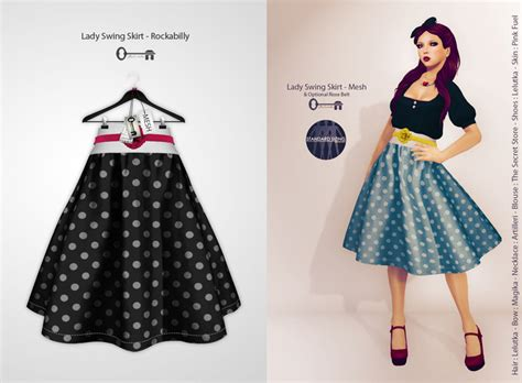 how to make a swing skirt second life marketplace the secret store lady swing