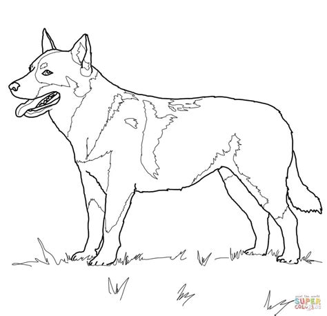 coloring pages of german shepherd german shepherd coloring pages coloring home