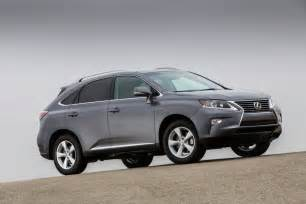 Used Lexus Rx350 2015 Lexus Rx 350 Pictures Photos Gallery Motorauthority