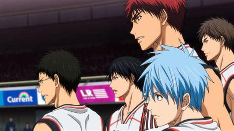 basketball anime on netflix kuroko s basketball netflix