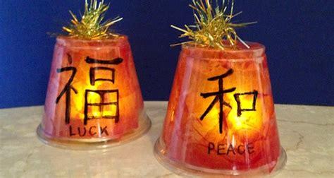 new year lanterns kindergarten new year lights crafts for