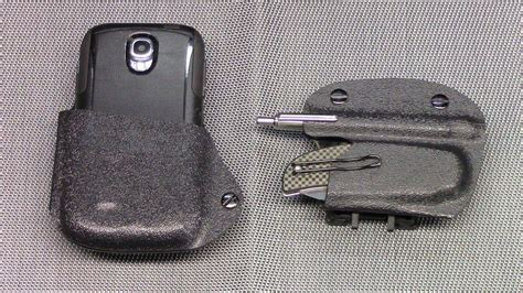 tactical knife holster custom knife pen holster by tayton tactical