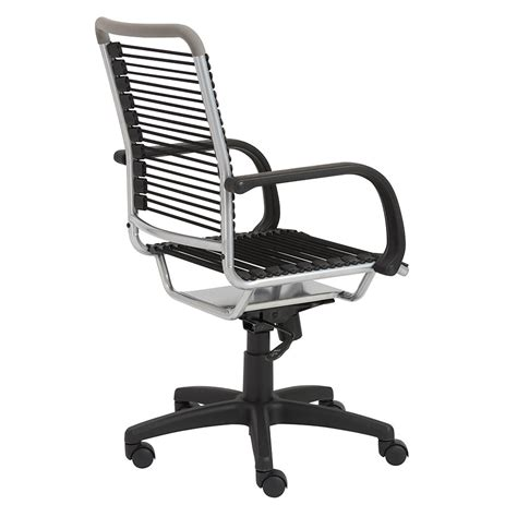 Bungie Office Chair Bravo High Back Modern Silver Bungie Office Chair Eurway