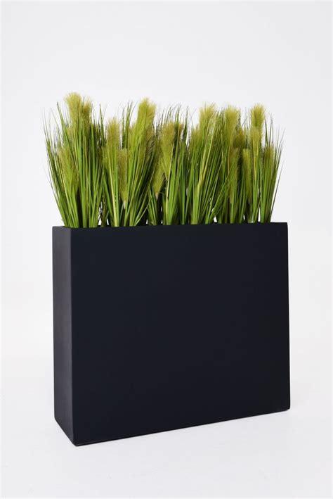 pflanzkuebel raumteiler auf rollen aus fiberglas elemento