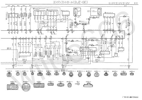 toyota aristo wiring diagram toyota get free image about