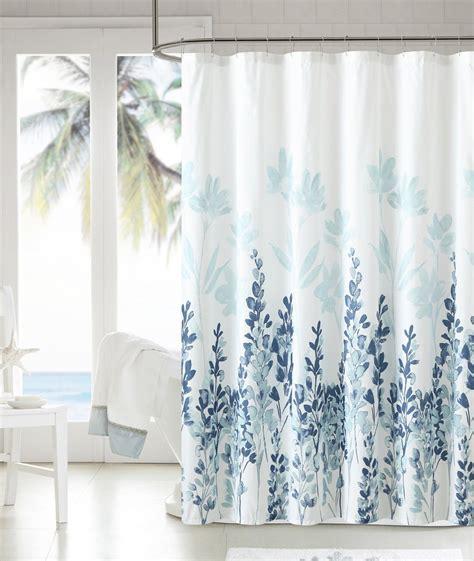 blue and black shower curtains black and blue shower curtains