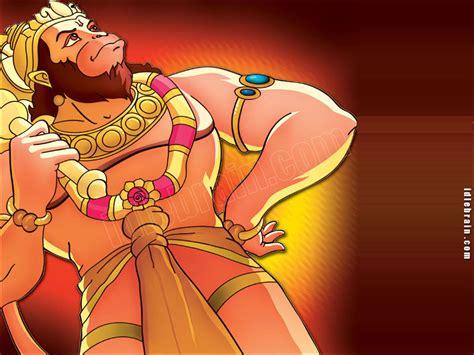 cartoon film of hanuman hanuman cartoon wallpaper adultcartoon co