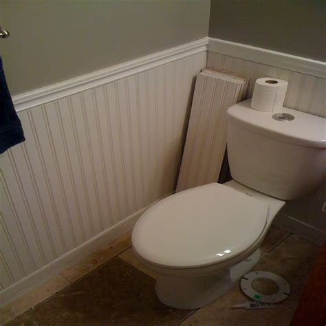 wainscoting ideas for bathrooms ideas for install tile wainscoting john robinson house decor