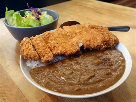 Japanese Comfort Food by Killer Katsu Curry And Japanese Comfort Food At Cutting