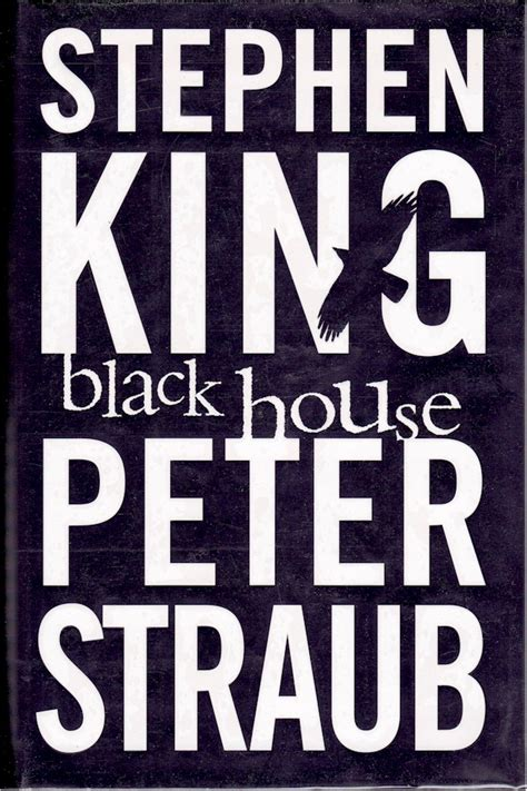 black house book peter straub the book lover s boudoir