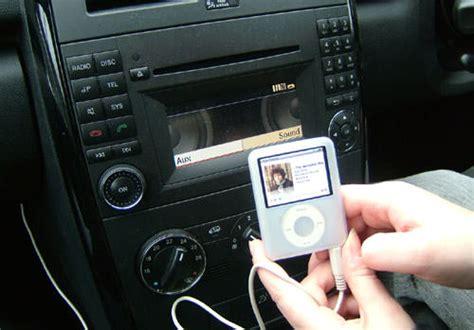 ingresso aux autoradio iphone e ipod come collegarli alla macchina
