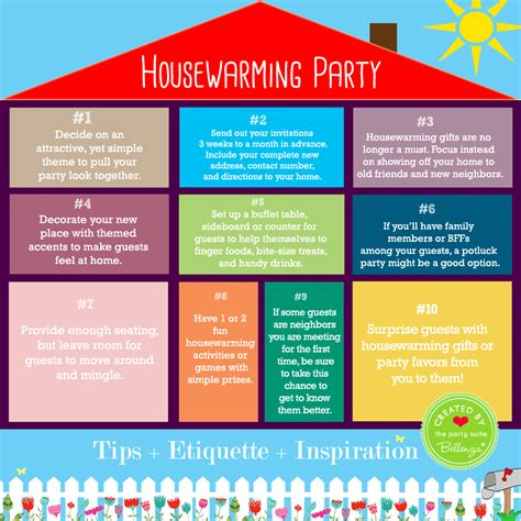 themes of house party easy tips for how to host your first housewarming party