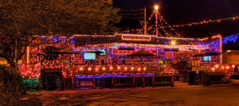 home christmas lights scottsdale arizona every year the coach house bar feels like the inside of a tree town scottsdale