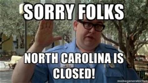 North Carolina Meme - jokes about north carolina kappit