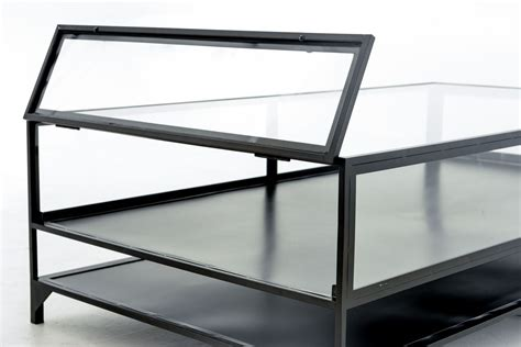 Eclectic Dining Room Tables citylife shadow box coffee table