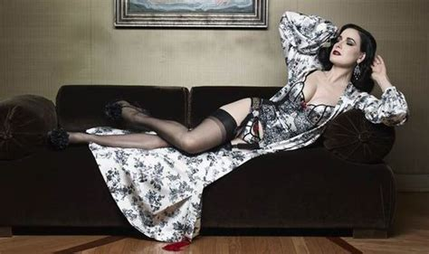 Hm Launches New Higher End Line Named Collection Of Style Cos by Burlesque Dita Teese Launches Provocative