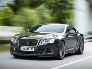 2014 Bentley Continental Gt Speed 2014 Bentley Continental Gt Speed Introduced With Even