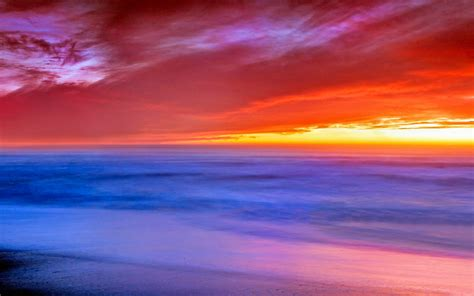 wallpapers beach colorful colorful sunsets wallpapers 183