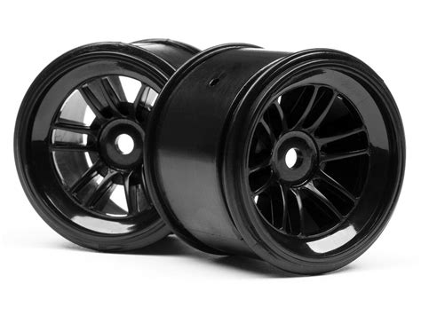 Hpi Racing 103016 Bridgestone High Grip Ft01 Slick Tyre M Front New 102824 ft01 wheel set black front 2pcs rear 2pcs