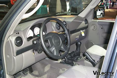 2002 Jeep Liberty Interior by Picture Of 2002 Jeep Liberty