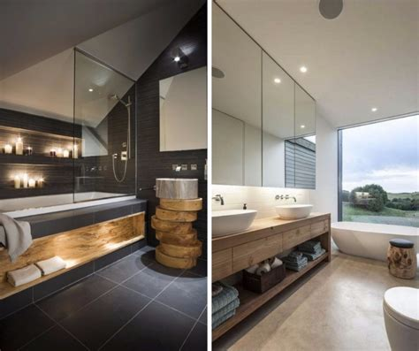 unusual modern bathroom design ideas home magez