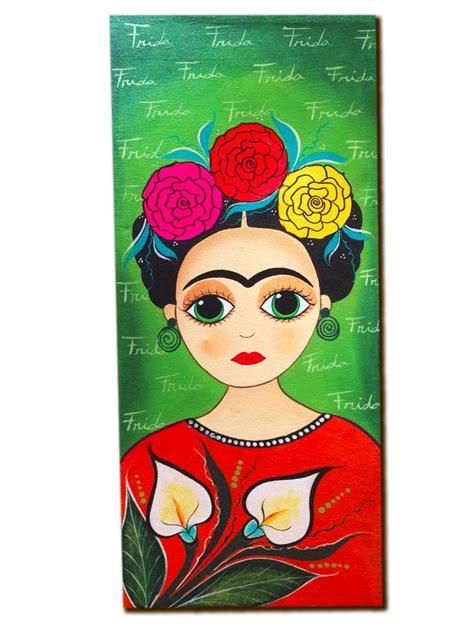 cuadros frida kahlo cuadro frida kahlo 450 00 en mercado libre