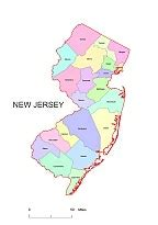 us area code new jersey new jersey