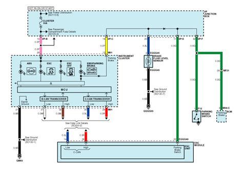 electronic stability control 2012 kia forte parking system kia rio schematic diagrams esc electronic stability control system brake system kia rio