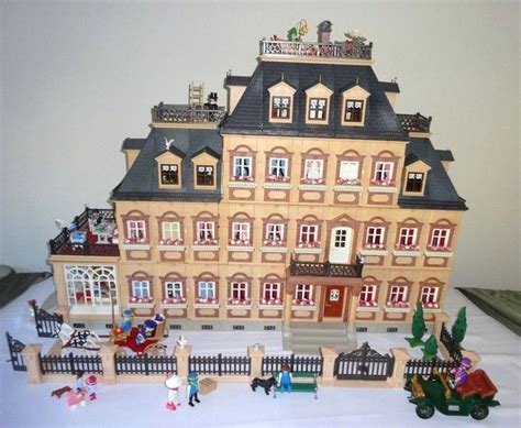playmobil nostalgie haus 17 best images about playmobil 1900 on
