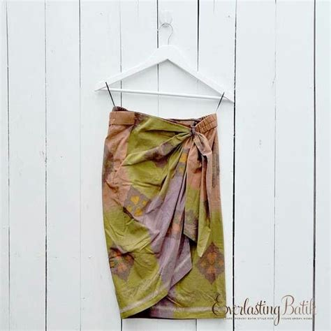 Abaya Tapeta Bordir Rok Lilit 17 best images about batik on batik blazer skirts and wrap dresses