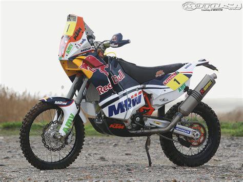 Ktm Dakar Bikes 2014 Ktm 450 Rally Replica Put A Dakar Rally Winner In