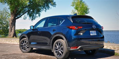 mazda cx 5 gt review suv review 2017 mazda cx 5 gt driving