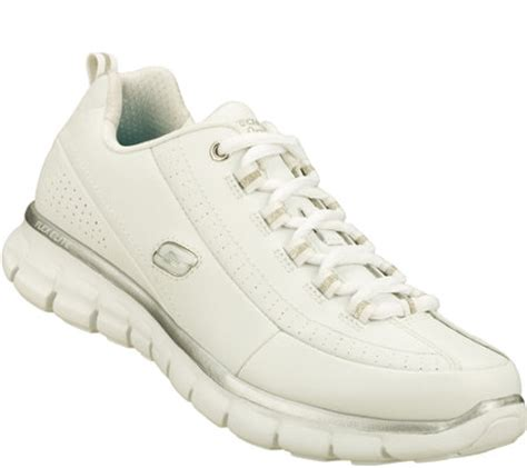 skechers lace up athletic sneakers synergy elite status