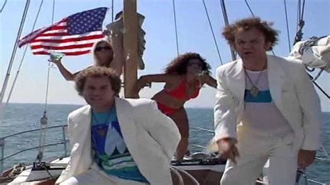 boats and hoes movie version the t shirt from brennan in the music video quot boats and