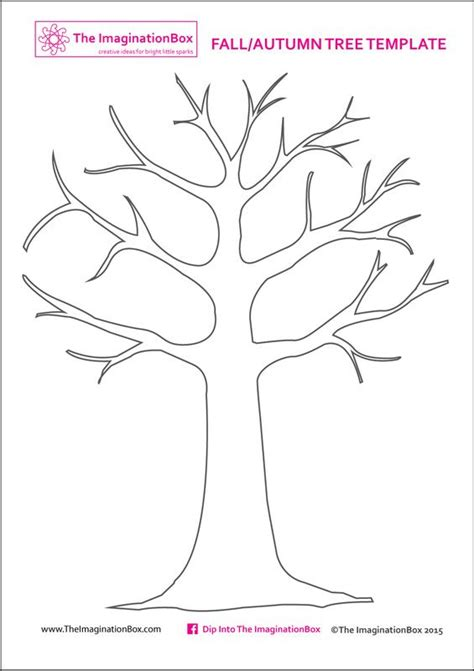 tree templates print this free tree template from the imaginationbox to