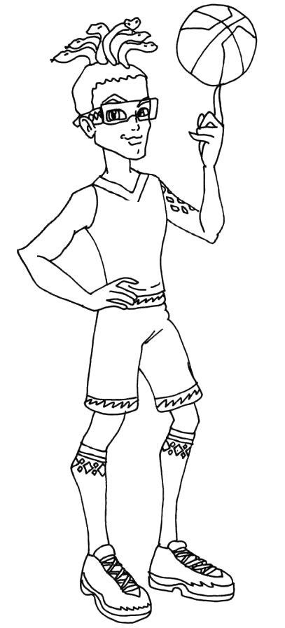 monster high deuce gorgon coloring pages 180 best images about drawings and coloring pages and more